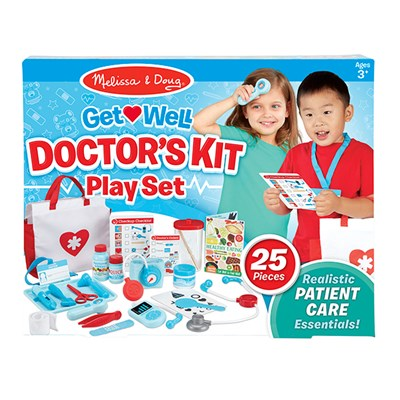 의사 플레이세트 놀이 키트_(301806724)