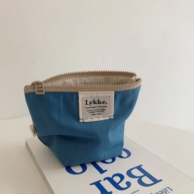 Lykke Classic Pouch_Classic Blue