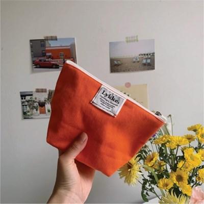 Lykke Classic Pouch_Orange Carrot