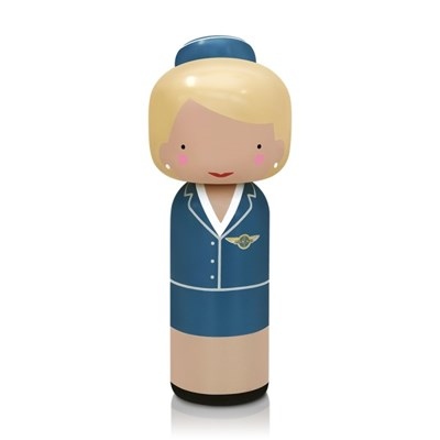[Lucie Kaas] Kokeshi dolls-Pan Am(팬 암)
