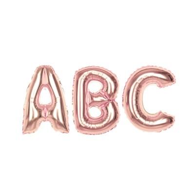 알파벳&숫자 풍선 모음