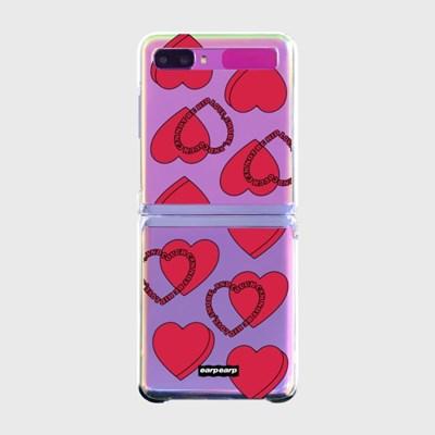 Love Love Love(Z플립-투명하드)_(1598090)
