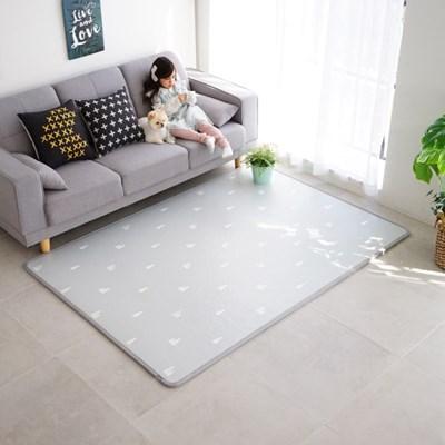 말랑말랑 PVC 15T 파인트리 패턴 놀이방매트