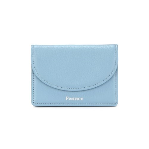 FENNEC HALFMOON ACCORDION POCKET - FOG BLUE