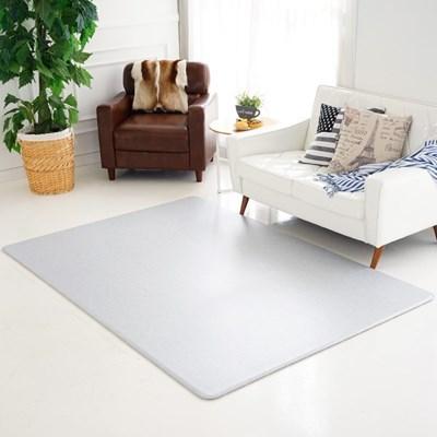 양면 PVC 패브릭(직물패턴) 놀이방매트 층간소음방지