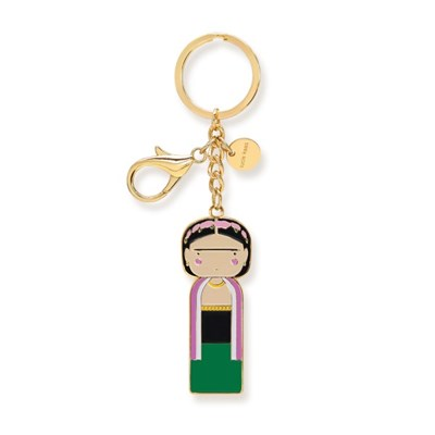 [Lucie Kaas] Key chain-Frida(프리다 칼로)