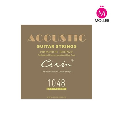 CIVIN 통기타줄 CA90-SL 기타악세사리 어쿠스틱기타_(1569170)