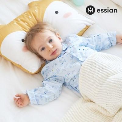 에시앙 사계절 유아애착 동물베개 (여우)_(951363)