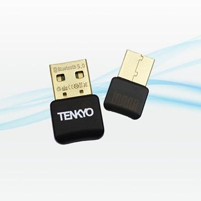 텐교 블루투스 5.0 동글이 무선연결 USB동글