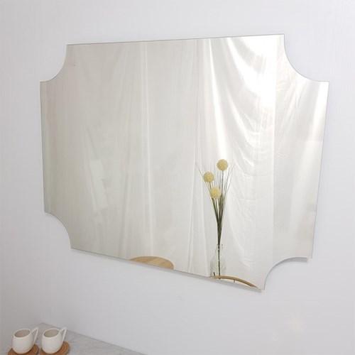 아트벨라 노프레임 언더 라운드 거울 600x800