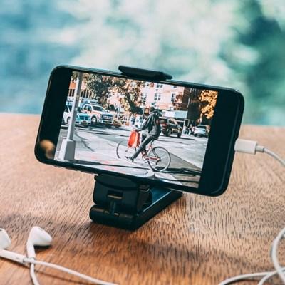 핸드폰 거치대 휴대폰 홀더 접이식 스탠드 멀티 360