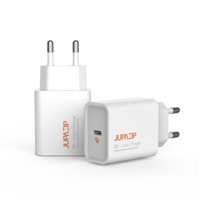 주파집 USB PD 퀵차지 아이폰 C타입 고속충전기 XY18W-P_(1686709)