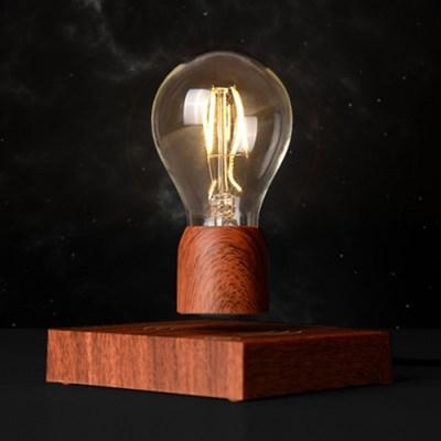 감성 디자인 오브제 부양 LED 무드등_(395736)