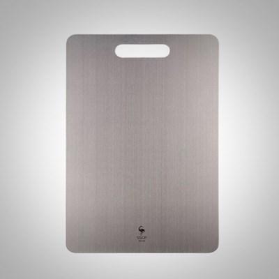 쿡앤 스테인리스 도마(23x33.5cm)