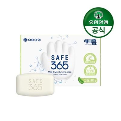 [유한양행]해피홈 SAFE365 비누 그린샤워향 (85gx1입) 1개