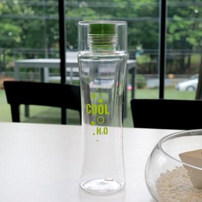 크롬 슬림 트라이탄 물병 2P세트 (750ml+750ml)