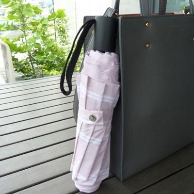 CM 3단 더블 스트라이프 수동 우산 예쁜 우산_(1652077)