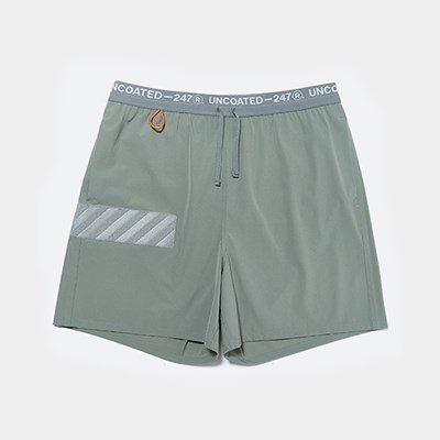 [언코티드247] POSEIDON SHORT PANTS - 카키