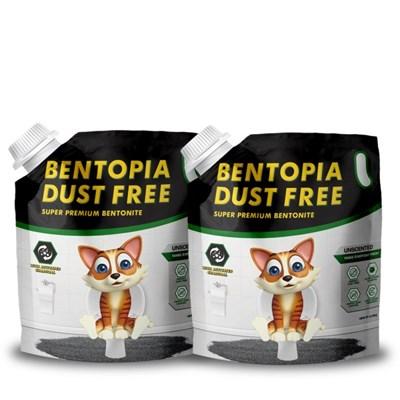벤토피아 6.35kg x 2개 먼지없는 대용량 고양이모래_(952977)