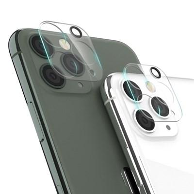 2매 아이폰11프로/프로맥스 후면 카메라 강화유리 액정보호필름