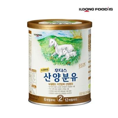 [일동후디스] 프리미엄 산양분유 2단계 400g_(701765898)
