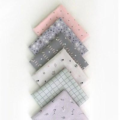[Fabric] 뉴트럴 러블리 6IN1 코튼
