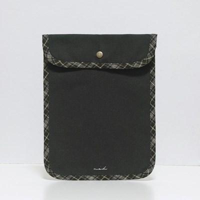 Signature tablet pouch - khaki