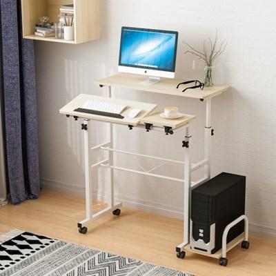 스탠딩책상 서서쓰는책상 높이조절책상 스탠딩테이블