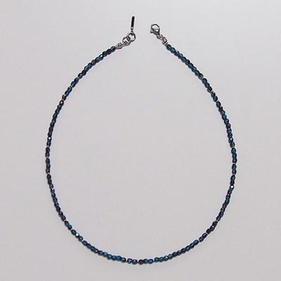 CAPRI1241_neck 카프리블루 비즈목걸이