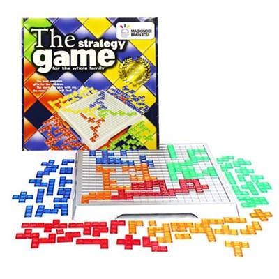 맥킨더 테트리스 퍼즐 보드게임_(1138110)