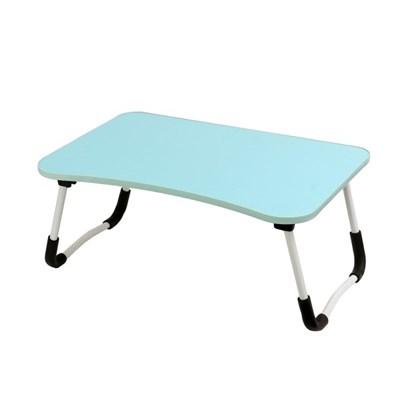 테블릿베이직 접이식 좌식 테이블(블루)