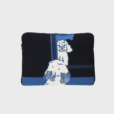 doggie in the mirror laptop case