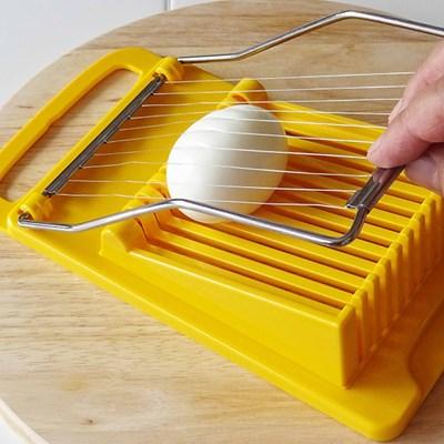 코쿠보 햄 슬라이서 무스비 계란 아보카도 두부 도시락만들기