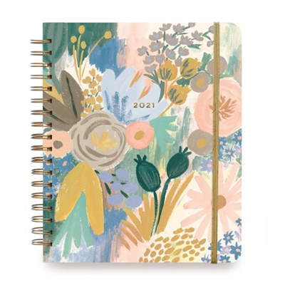 2021 Luisa 17 Month Large Planner