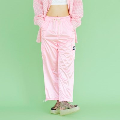 NEONMOON 20SM Pocket Pants_PINK
