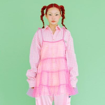 NEONMOON 20SM Cancan Lace OPS_PINK