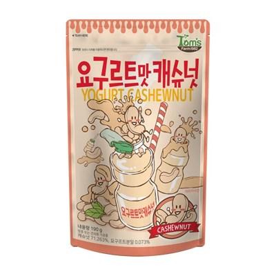 요구르트맛 캐슈넛 190g