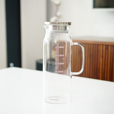 렉토 내열유리 물병 1.6L