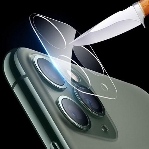 아이폰 11 pro max 카메라 렌즈 보호 강화유리 필름_(3069500)