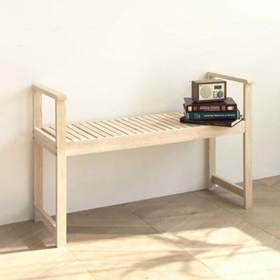 [올리빙] 원목 벤치 의자_(13391304)