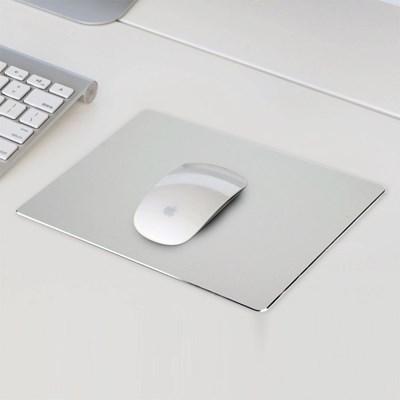 풀알루미늄 고급 엣지 마우스 패드