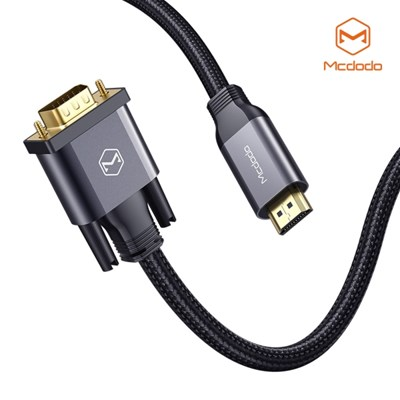 Mcdodo HDMI to VGA 케이블