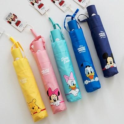 [더로라] 디즈니 미키마우스 전자동 우산- 미키 빼꼼 전자동 우산 E0