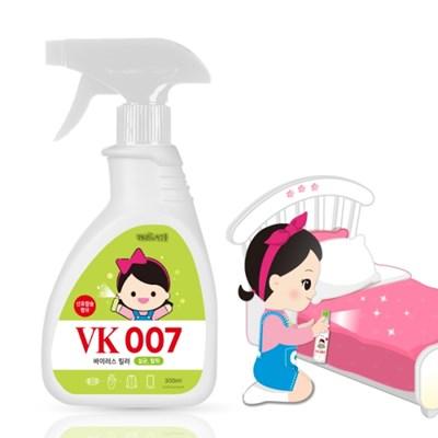 캐리 VK007 살균 탈취 스프레이 300ml_(2107195)