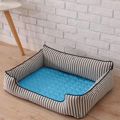 코코펫 애견쿨매트(60x50cm)(블루)/반려동물 애완매트