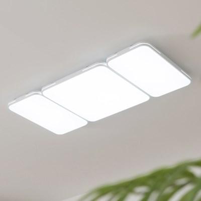 LED 하버 거실등 120W (30W+60W+30W)