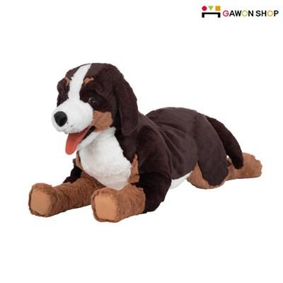 이케아 HOPPIG 강아지인형 (대/63cm)/애착인형
