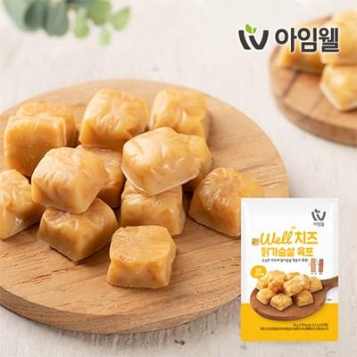 [아임웰] 웰치즈 닭가슴살육포 36g (8개입)