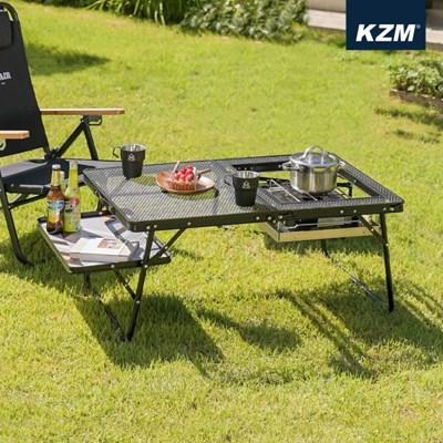 카즈미 유니온 아이언메쉬 로우 BBQ 테이블 K20T3U006
