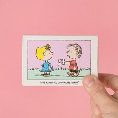 [Peanuts] 코믹스 스티커 세트_샐리